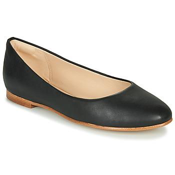 Topánky Ženy Balerínky a babies Clarks GRACE PIPER Čierna