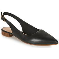 Topánky Ženy Sandále Clarks LAINA15 SLING Čierna