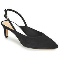 Topánky Ženy Lodičky Clarks LAINA55 SLING Čierna