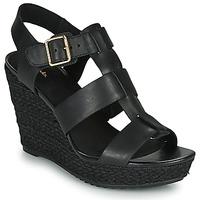 Topánky Ženy Sandále Clarks MARITSA95 GLAD Čierna