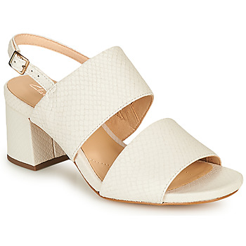 Topánky Ženy Sandále Clarks SHEER55 SLING Biela