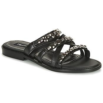 Topánky Ženy Šľapky Tosca Blu CUBA Čierna
