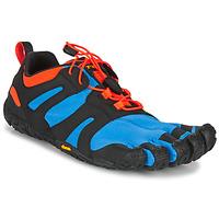 Topánky Muži Bežecká a trailová obuv Vibram Fivefingers V-TRAIL 2.0 Modrá / Oranžová