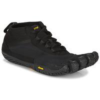 Topánky Muži Turistická obuv Vibram Fivefingers V-TREK Čierna