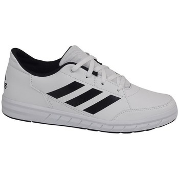Topánky Deti Nízke tenisky adidas Originals Altasport K Biela