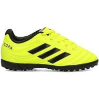 Topánky Deti Futbalové kopačky adidas Originals Copa 194 Junior Žltá, Pastelová zelená