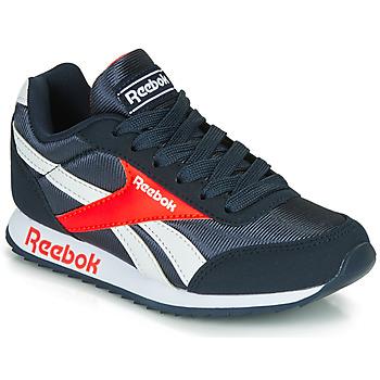 Topánky Chlapci Nízke tenisky Reebok Classic REEBOK ROYAL CLJOG Námornícka modrá / Červená