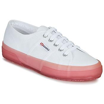 Topánky Ženy Nízke tenisky Superga 2750-JELLYGUM COTU Biela