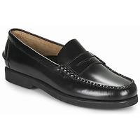 Topánky Muži Mokasíny Sebago DAN POLARIS Čierna