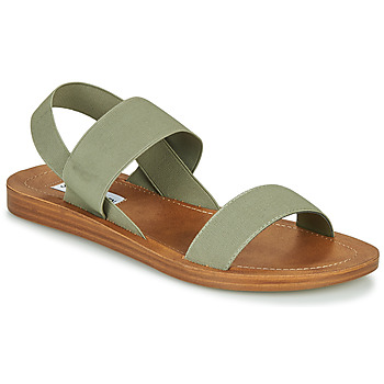 Topánky Ženy Sandále Steve Madden ROMA Kaki