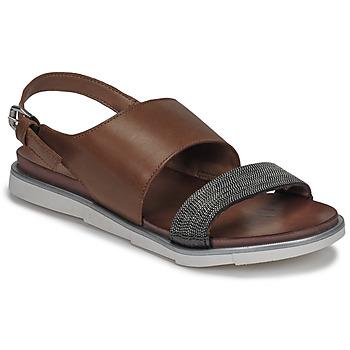 Topánky Ženy Sandále Mjus CATANA Hnedá