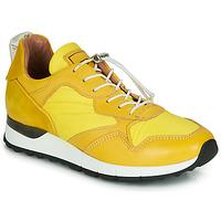 Topánky Ženy Nízke tenisky Mjus CAST Žltá