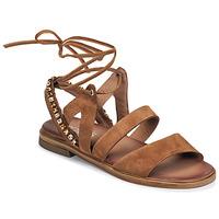 Topánky Ženy Sandále Mjus GRAM LACE Ťavia hnedá