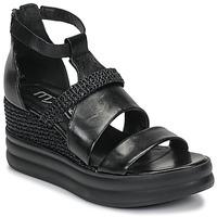 Topánky Ženy Sandále Mjus BELLANERA Čierna