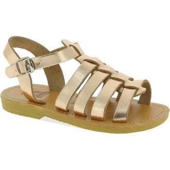 Topánky Dievčatá Sandále Attica Sandals PERSEPHONE CALF GOLD-PINK oro