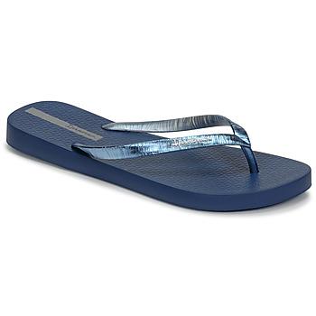 Topánky Ženy Žabky Ipanema GLAM II Modrá