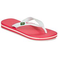 Topánky Dievčatá Žabky Ipanema CLAS BRASIL II Ružová / Biela
