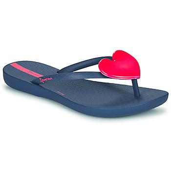 Topánky Dievčatá Žabky Ipanema MAXI FASHION Modrá / Ružová