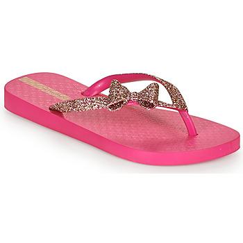 Topánky Dievčatá Žabky Ipanema LOLITA IV Ružová