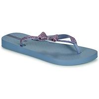 Topánky Dievčatá Žabky Ipanema LOLITA IV Modrá