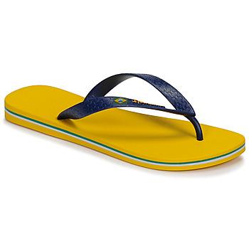 Topánky Muži Žabky Ipanema CLAS BRASIL II Žltá / Modrá