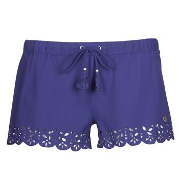 Oblečenie Ženy Šortky a bermudy Banana Moon MEOW Námornícka modrá