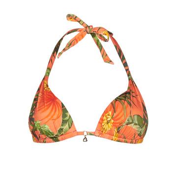 Oblečenie Ženy Plavky kombinovateľné Banana Moon NIKO BANANAS Oranžová