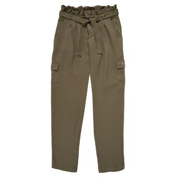 Oblečenie Dievčatá Padavé nohavice Ikks ELIE Kaki