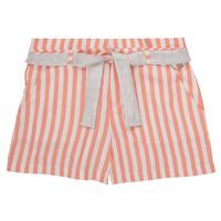 Oblečenie Dievčatá Šortky a bermudy Ikks BADISSIO Oranžová