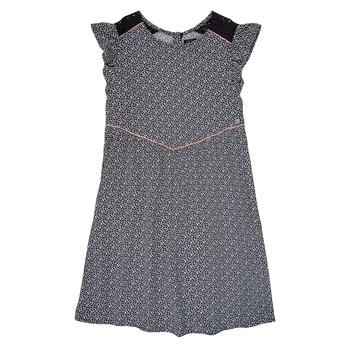 Oblečenie Dievčatá Krátke šaty Ikks ZOE Čierna