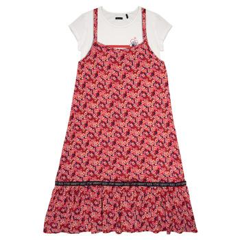 Oblečenie Dievčatá Krátke šaty Ikks DANIA Viacfarebná