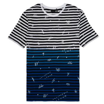 Oblečenie Chlapci Tričká s krátkym rukávom Ikks DANIELO Viacfarebná