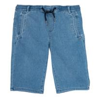 Oblečenie Chlapci Šortky a bermudy Ikks PAGALI Modrá