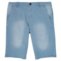 Oblečenie Chlapci Šortky a bermudy Ikks POTALIE Modrá