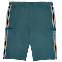 Oblečenie Chlapci Šortky a bermudy Ikks MANUELA Modrá / Zelená