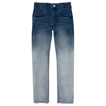 Oblečenie Chlapci Rifle Slim  Ikks CLOE Modrá