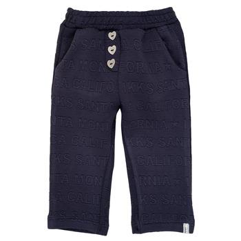 Oblečenie Dievčatá Legíny Ikks EMIL Námornícka modrá