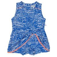 Oblečenie Dievčatá Módne overaly Ikks BEO Modrá