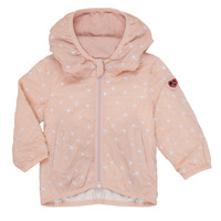 Oblečenie Dievčatá Bundy  Ikks LOLINA Ružová