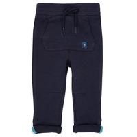 Oblečenie Chlapci Tepláky a vrchné oblečenie Ikks LIVALI Námornícka modrá