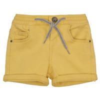 Oblečenie Chlapci Šortky a bermudy Ikks XAVIER Žltá