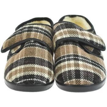 Topánky Ženy Papuče Mjartan Dámske papuče  LÝDIA 3 hnedá