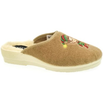 Topánky Ženy Papuče Mjartan Dámske papuče  LIVA 6 ťavia