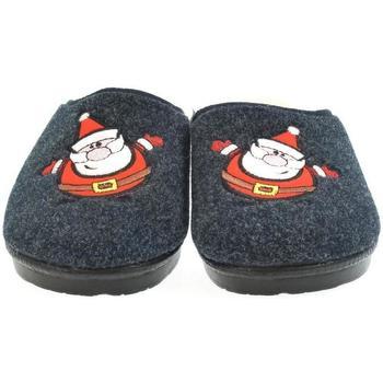 Topánky Ženy Papuče Mjartan Dámske papuče  LIVA 2 tmavomodrá