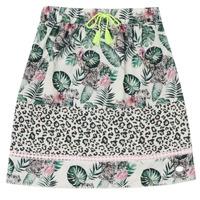 Oblečenie Dievčatá Sukňa Kaporal JANET Zelená