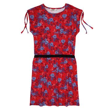 Oblečenie Dievčatá Krátke šaty Kaporal JUNE Červená