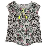 Oblečenie Dievčatá Blúzky Kaporal JENY Zelená