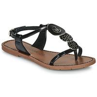 Topánky Ženy Sandále Chattawak PIPA Čierna