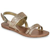Topánky Ženy Sandále Chattawak MONIA Zlatá