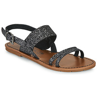 Topánky Ženy Sandále Chattawak MONIA Čierna